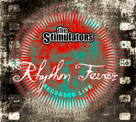 Rhythm Fever CD Cover